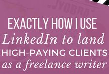 Freelance Writing / Resources for how to get paid work in copywriting, content writing, freelance writing, guest posts, blog posts.