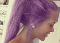 Hairdos / hairstyles and colours