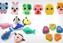 Cute rubbers