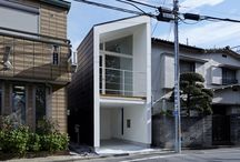 Small houses / Living on small spaces