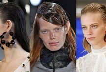makeup,hair,style