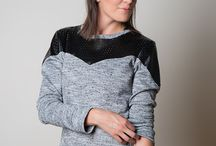 Sewing Patterns | Knit Tops & Jumpers