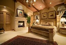 Bedroom / by Syrena Hopkins