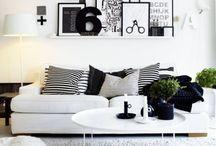 Dekorace na stěnu / Polička na obrázky z Ikey?