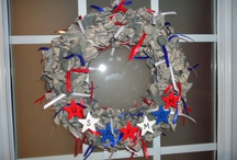 Wreath ideas / by Tina Smith