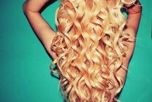 Hair / by Allyson Weiss