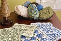PONTO TELAS OU REDES ENTRELAÇADAS (Interlocking crochet) / PONTO TELAS OU REDES ENTRELAÇADAS (Interlocking crochet)