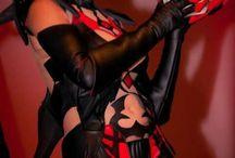 Elise League of Legends Cosplay / Elise Cosplay LOL - Blair