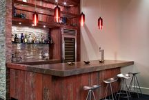Man Cave / Great ideas and items for a perfect man cave  home decor and interiors room inspiration