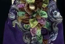 MagPye Frippery / a showy item or an adornment worn for display or effect