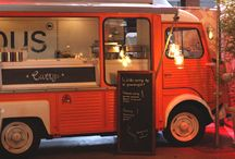 Foodtrucks! / Streetfood gepresenteerd vanauit Foodtrucks