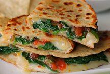 Food-Quesadilla