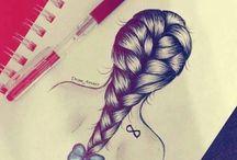 Drawing / Dibujos / Los dibujos más bonitos y perfectos ☆♡