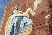 Murals / walls..