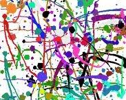 sztuka - ekspresjonizm abstrakcyjny