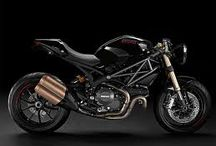Ducati Monster(Dream bike) / This is the bike of my dreams, I have one and its my baby!! Her name is Duchess.