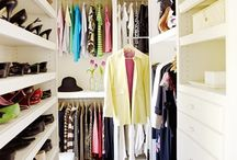 Closet / by Haley Williams   The Yellow Peony