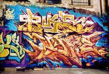 GRAFFITI & STREETART