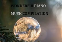 Piano Music Compilation / Piano Music Created Via Jukedeck