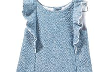 vestiditos nena