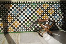 Architecture + Design + Tile / Ceramic tile as an element for embellishing spaces / by Tierra y Fuego