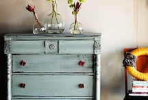 One man's trash... / furniture - refinishing, re-purposing, and DIY plans  / by Molly McMillin
