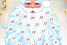 календарь адвент
