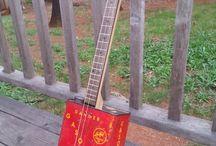 homemade instruments