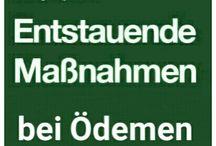 01. Gesundheit (Venen & Ödeme) / Ödeme & Venen