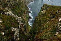 Scoltald & Ireland