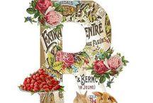 "The letter ""R"" as in Richie / by Ellen Moeller"
