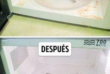 limpiesa cocina