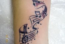 Musiktattoos