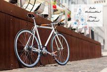 Merry Christmas - mika amaro / mika amaro Urban Bikes, Single Speed, 8-Speed, Gates Carbon Drive