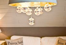Hanging Lights / Quirky, Funky and Fun Hanging Lights Ideas!! / by Louie Lighting Inc.