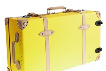 Coolest luggage and travel gear / Stylish luggage! suitcases, vanity cases, weekender bags, leather bags, travel bags