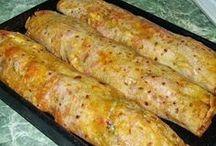 Рецепты блюд в духовке