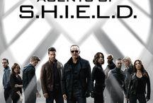 les agent du S.H.I.E.L.D.