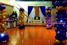 stage hall decor