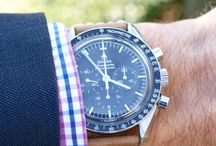 Watch Straps For Omega Speedmaster / A