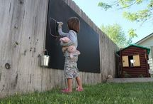 Backyard / by Eliza Ferree - The Life of a Home Mom