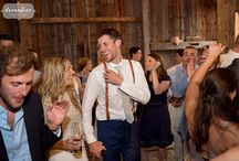 Rainy Stowe VT Wedding - Comfort Farm