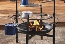 Campfire_Outdoor Cooking_Kitchen_Food_Planing_Prep / by Linda J