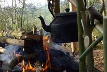 Vershoutbewerken / greenwoodworking
