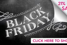 Max Black Friday Deals 2016 / 21% off everything during Black Friday weekend