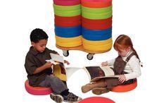 Children's library design ideas