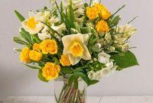 FETE DES GRAND-MERES 2015 / Bouquets de fleurs, collection fête des Grand-Mères 2015