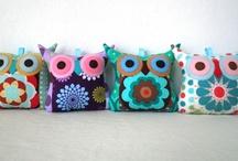 OWLS / by Gypsy Stitches