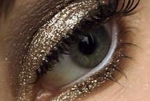 Gorgeous eyes♡Sexy lips