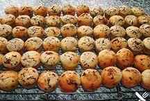 Kuchen,  Muffins